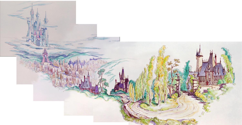disney concept art cinderella - photo #37