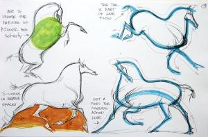 horse068