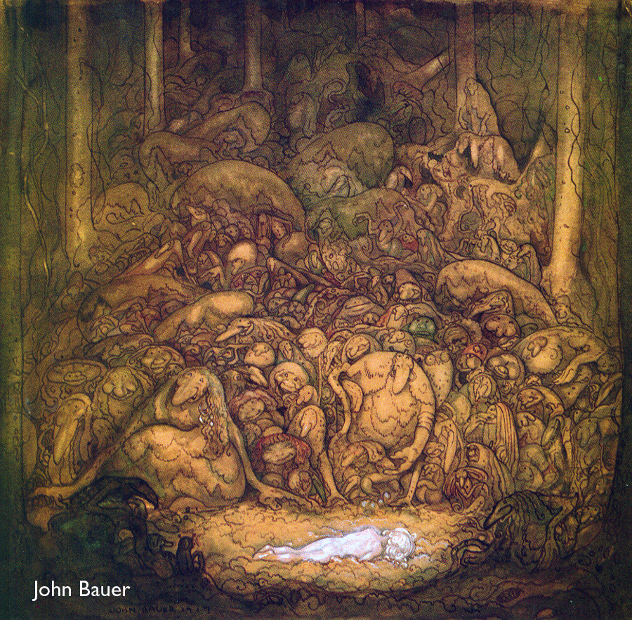MORE BY JOHN BAUER