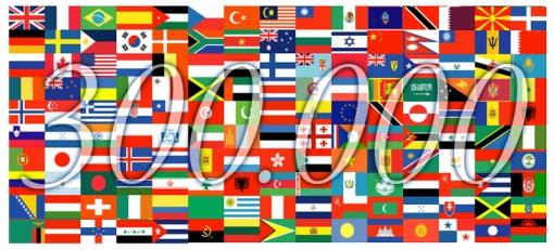 300.000a flags