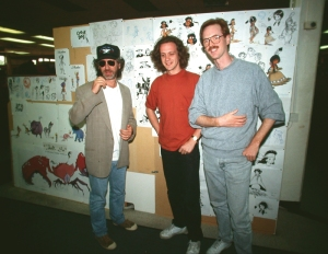 j steven, simon, phil 1992