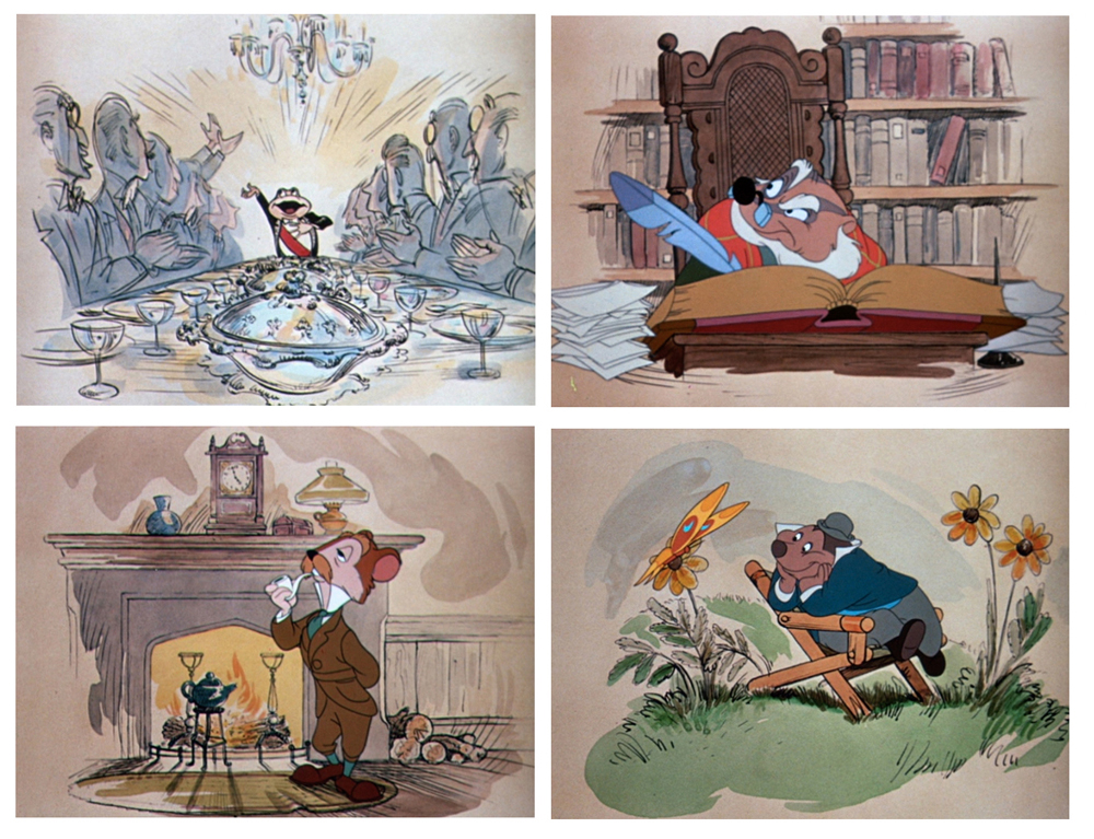 The Wind In The Willows Disney One1more2time3&...
