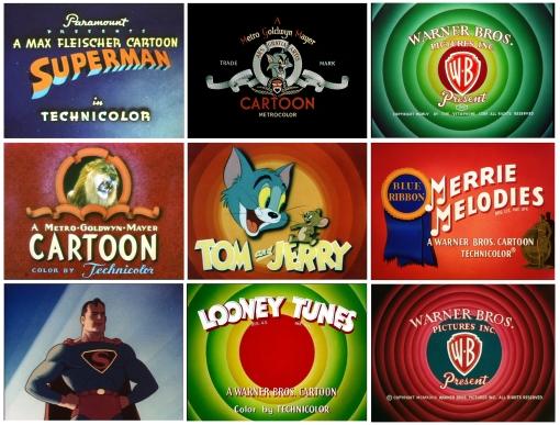 title cards D