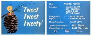 tweet tweet tweety 1951 title comp