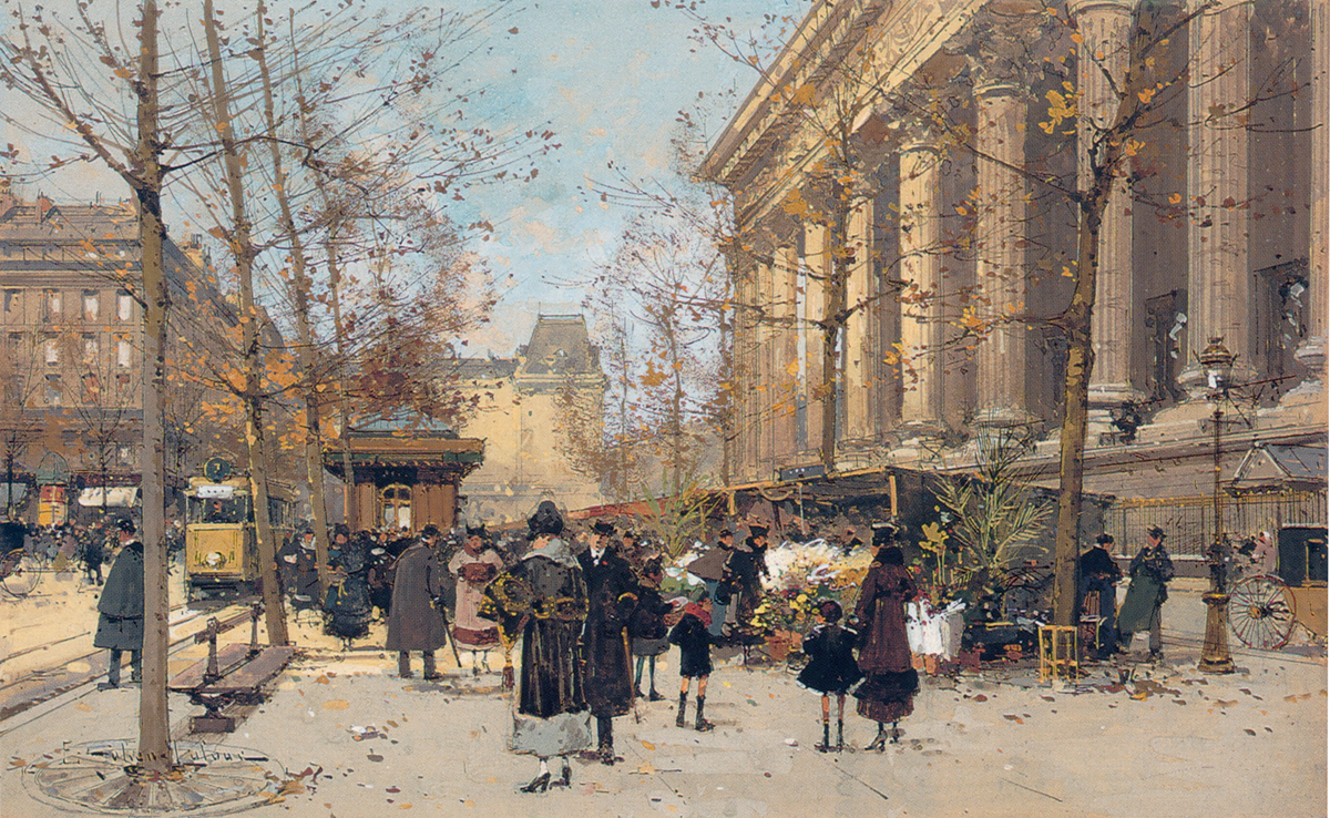 Gallery Restaurant Paris