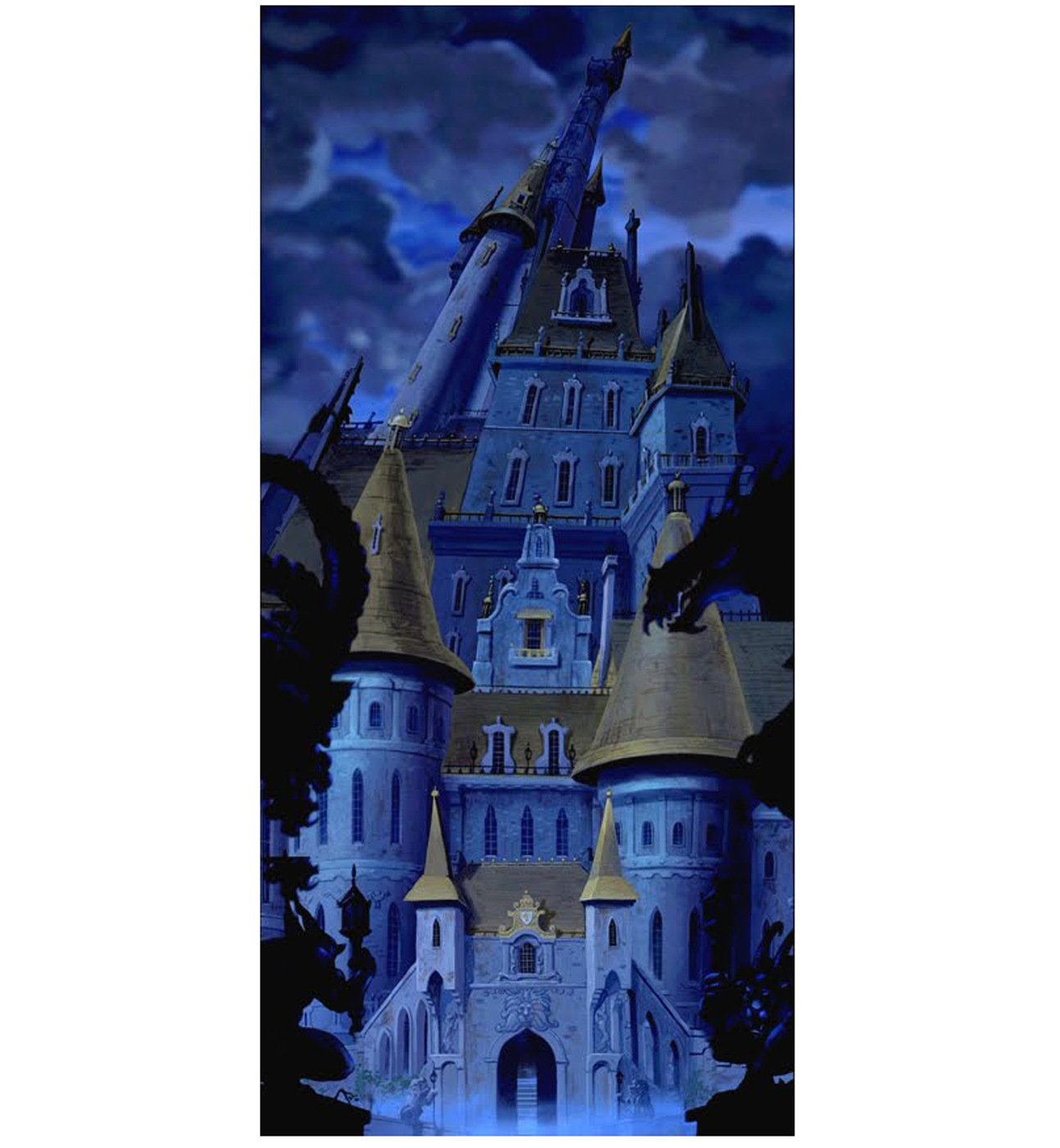 beauty and the beast | One1more2time3's Weblog Beauty And The Beast Castle