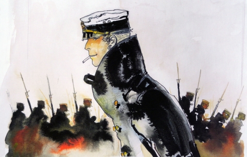 corto maltese side