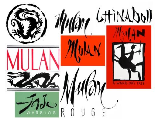 mulan logos