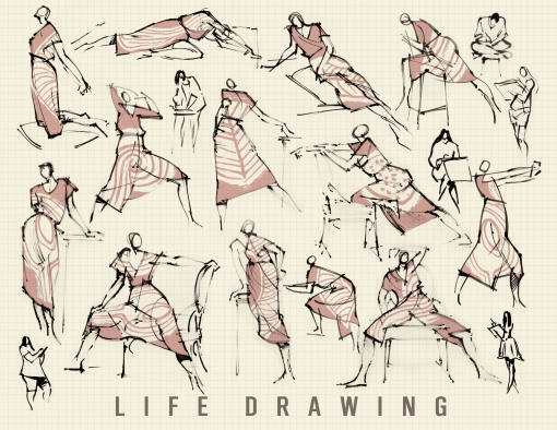 life drawing 2-2013