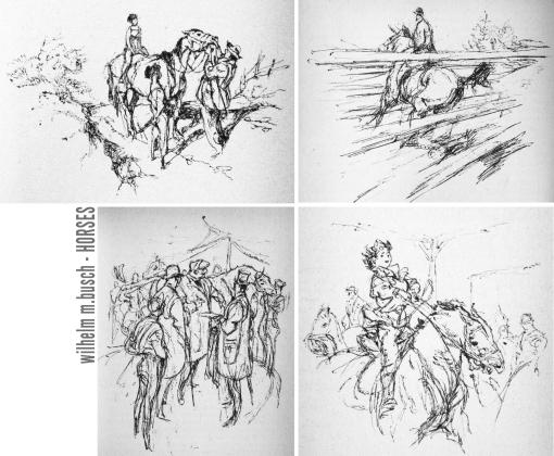 busch horses 2