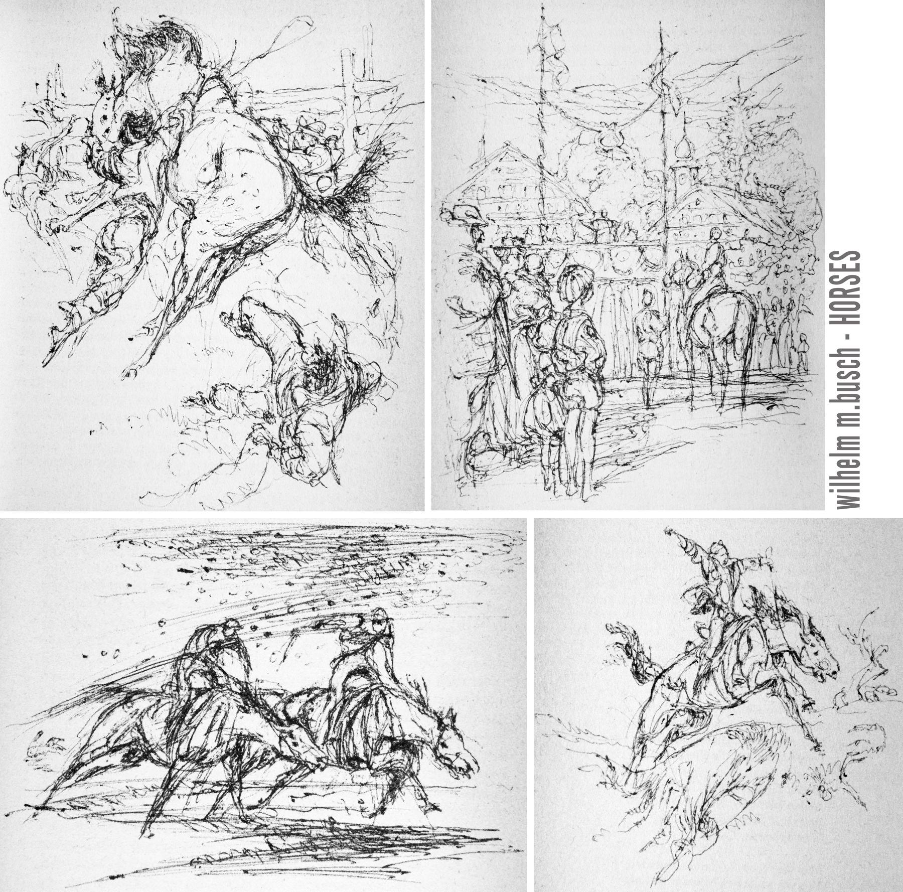 [bank] Les artistes que vous adorez - Page 11 Busch-horses-5