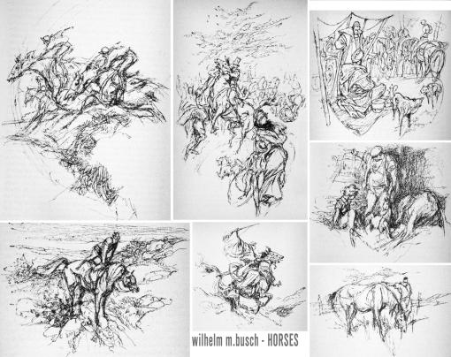 busch horses 7