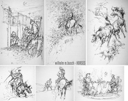 busch horses 8