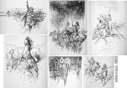 busch horses 9
