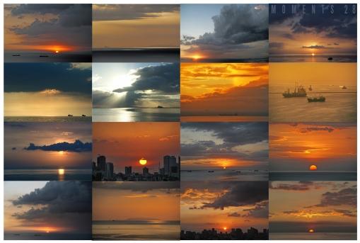 manila sunsets 1