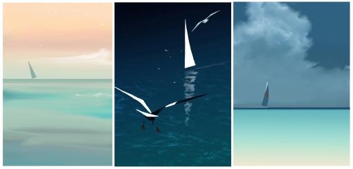 sailing comp B