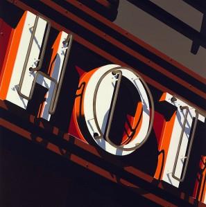1.004 1973 Hot lithograph 53.3 x 53 cm