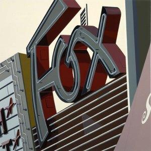 11.24a 1973 Fox lithograph 53.1 x 53.3 cm