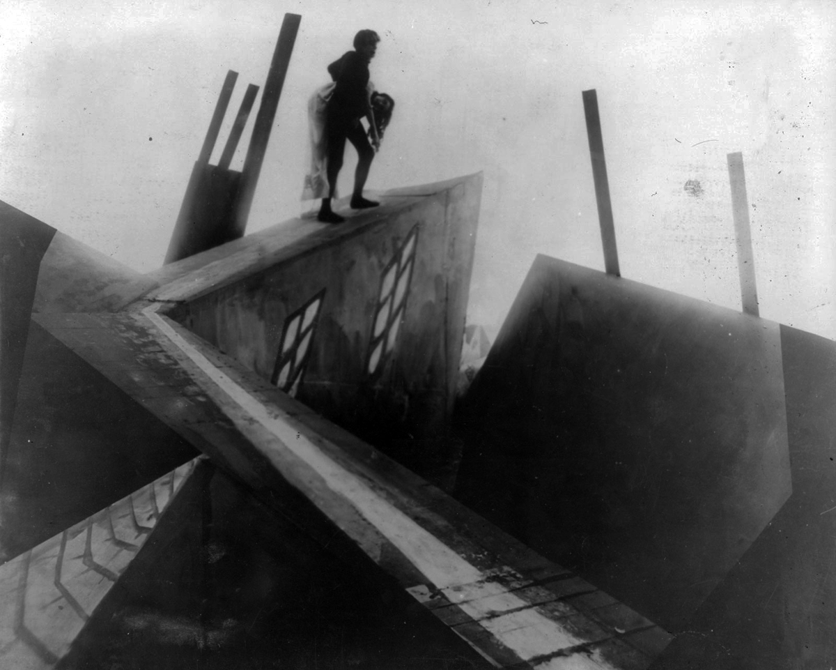 German expressionism one1more2time3 39 s weblog - The cabinet of dr caligari 1920 full movie ...