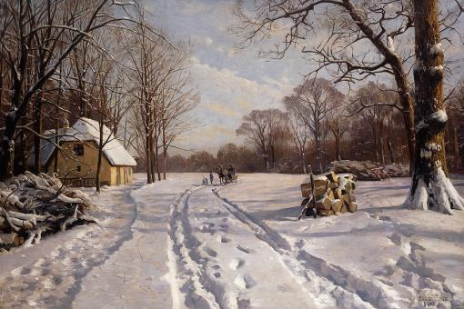 9a-sleigh-ride-through-a-winter-landscape-peder-monsted