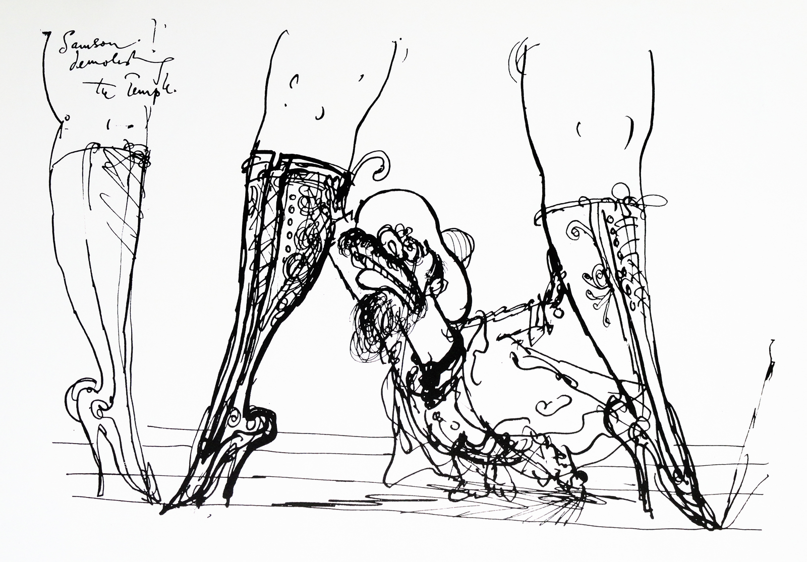 ronald searle s toulouse lautrec One1more2time3 39 s Weblog
