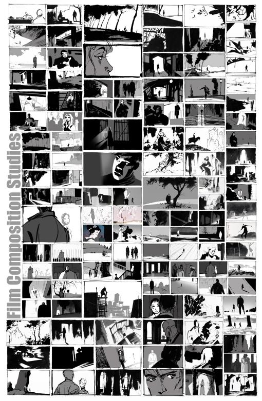 composition sketch comp 2016 A