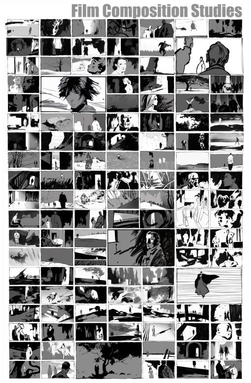 composition sketch comp 2016 B