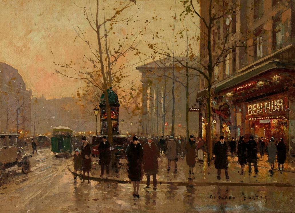 Edouard leon cortes 2 one1more2time3 39 s weblog - Bureau de change boulevard des capucines ...